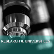 research and universities