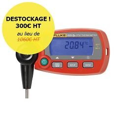 FLUKE CALIBRATION 1551A-9-DL-DEMO