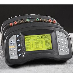FLUKE CALIBRATION BLACK STACK